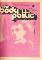 The Body Politic no. 8, Spring 1973