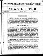 News Letter, vol. 2 no. 14, June 22, 1936