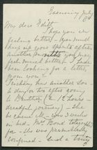 Letter from M. Thompson to Edith Thompson, July 8