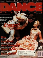Dance Magazine, Vol. 75, no. 2, February, 2001