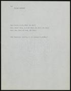 Southwest Myth Concordance, entries 525-556