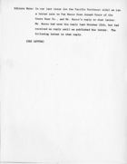 Letter to Joseph Coors from Pat Rocco, October 25, 1977
