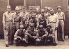 Broadway Bound Dressing: Photograph of Uniformed Men 1