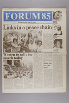 Links in a peace chain