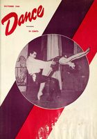 Dance Magazine, Vol. 23, no. 10, October, 1949