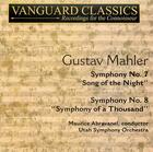 Mahler: Symphony No. 7 & No. 8 (CD 1)