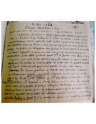21 Mai 1932. Salutul Asociației p. cele sosite și colaboratoarele din Iași. Mulțumiri diferite. O privire retrospectivă asupra activității Asociației timp de 15 ani