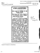 Afro-Americans