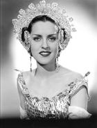 Jewels For A Head Dress (b/w photo)