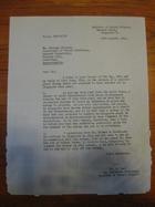 K.L. Teo to Stanley Milgram, August 17, 1964