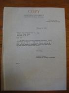 Stanley Milgram to Dunhill International List Co. Inc., February 1, 1967