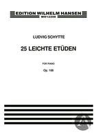 25 Leichte Etüden, Op. 108
