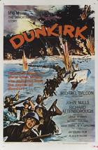 Dunkirk (1958): Continuity script