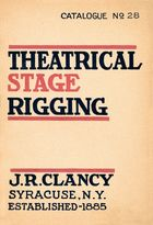 Catalogue of Theatrical Stage Rigging, no. 28