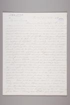 Letter from Sarah Pugh to Richard D. and Hannah Webb, September 18, 1842