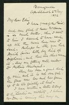 Letter from Robert Anderson to Edith Thompson, May 2, 1892