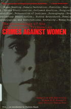 Crimes Against Women: Proceedings of the International Tribunal