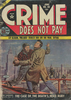 Crime Does Not Pay, Vol. 1 no. 99