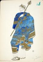 Agamemnon I, 1928 (w/c on paper)