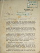 Letter from C. A. McIlvaine to Mr. L. S. Haas, September 15, 1931