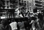 Photograph of the Puerto Rican Traveling Theater Street Production.
