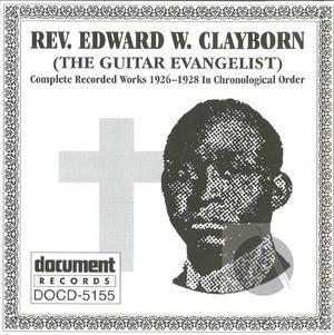 Rev. Edward W. Clayborn (1926-1928)