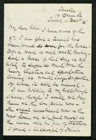 Letter from Robert Anderson to Edith Thompson, December 10, 1915