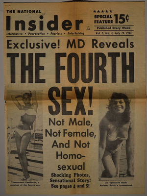 The Fourth Sex