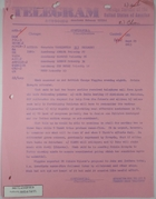 Telegram from Armin H. Meyer to Secretary of State re: India and Pakistan, September 9, 1965
