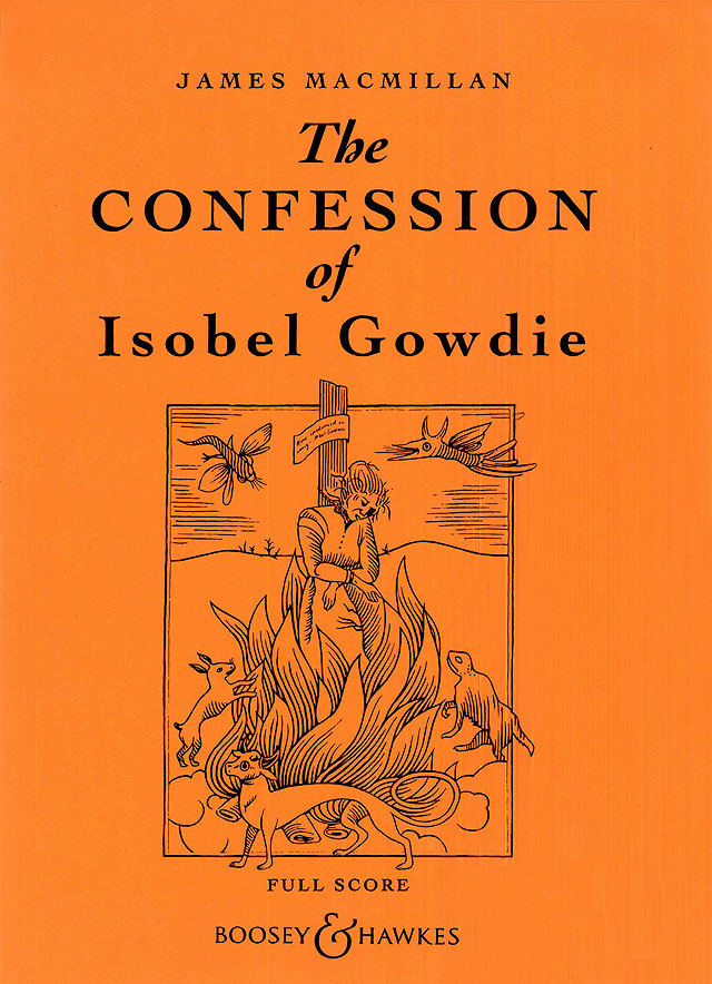 james macmillan confession isobel gowdie