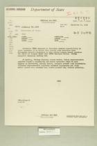 Airgram from AmEmbassy Tel Aviv to Secretary of State, September 18, 1960