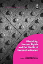 Chapter 5: Structural and Cultural Rights in Australian Disability Employment Policy