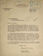 Letter from Carlton Jackson to C. A. McIlvaine, July 17, 1925
