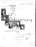 25 Year Report and 1999-2000 Annual Report