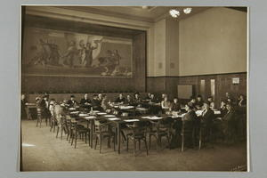 Committee of Experts on the Legal Status of Women and Others, at the Palais de Nations, Geneva, 1938
