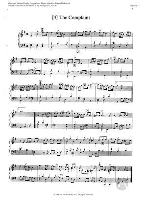 [4] The Complaint, E Minor
