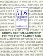 The AIDS Foundation of Chicago Annual Report 1992