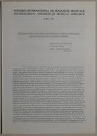 Congrès International de Sexologie Médicale - International Congress of Medical Sexology (Bilan De Deux Ans De Thérapie Sexuelle D' Après La Méthode De William Masters et Virginia Johnson) - Paris 1974