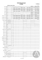 Suite Bergamasque, arranged for Symphonic Band: Movement 1 'Prélude', L. 75
