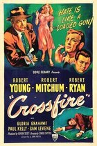 Crossfire (1947): Shooting script