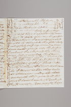 Letter from Sarah Pugh to Richard D. Webb, May 22, 1854