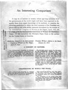 An Interesting Comparison [ca. 1917]