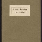 Anti-Soviet Forgeries