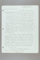 Letter from Helen Fowler to Emma Poeradiredja, February 15, 1957