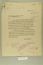 Combined Correspondence Discussing Release of Aircraft by Mexican Government, March 4 - Aug. 24, 1920