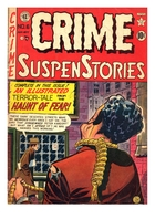 Crime SuspenStories no. 6