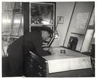 Navigation Room in a Dirigible, ca. 1933