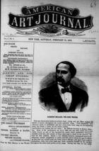 American Art Journal, Vol. 1, no. 5, February 19, 1876