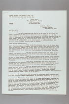 Letter from Elizabeth T. Halsey to Carrie Chapman Catt Memorial Fund, September 10, 1955