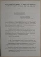 Congrès International de Sexologie Médicale - International Congress of Medical Sexology (Law, Ethics and Sexuality - Loi, Ethique Et Sexualité) - Paris 1974